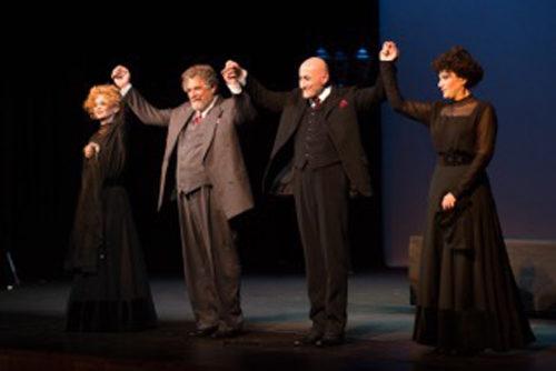 L'uomo dal fiore in bocca…e altri strani casi, lo spettacolo al Teatro Ghione di Roma