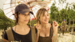 Micaela Ramazzotti e Piera Detassis, al Cinema Barberini di Roma aspettando La Giornata Internazionale Contro la Violenza sulle Donne