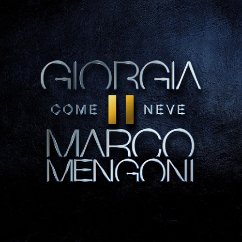 Per la prima volta insieme Giorgia e Marco Mengoni in Come neve