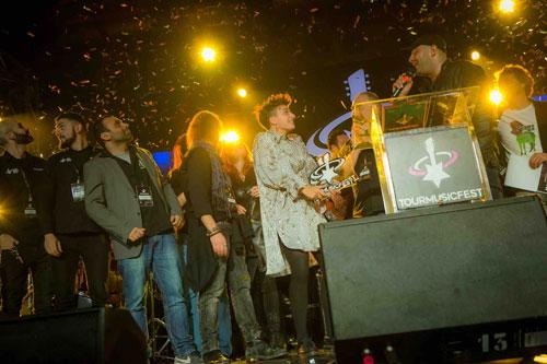 Tour Music Fest 2017 Tutti i vincitori scelti da MOGOL, SONY, Universal, Universo, Relief