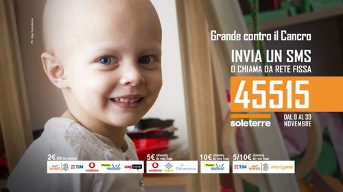 SOLETERRE, aumentano le richieste di accoglienza per i bambini malati di cancro in Ucraina