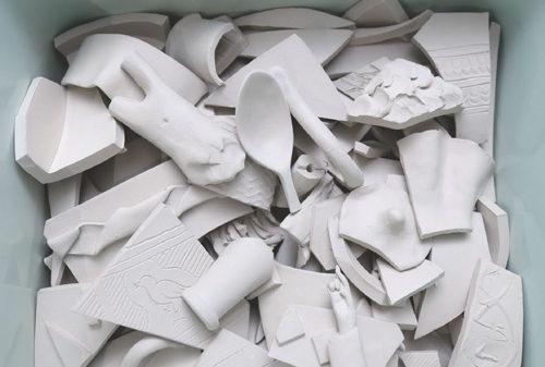 Si conclude con una mostra al MIC di Faenza la residenza ceramica di Ornaghi & Prestinari