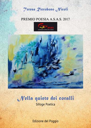Poesia, arriva il VI Premio Internazionale di Poesia A.S.A.S. 2018