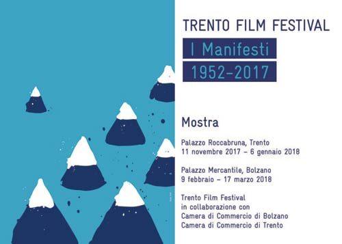 Trento Film Festival. I Manifesti 1952 – 2017