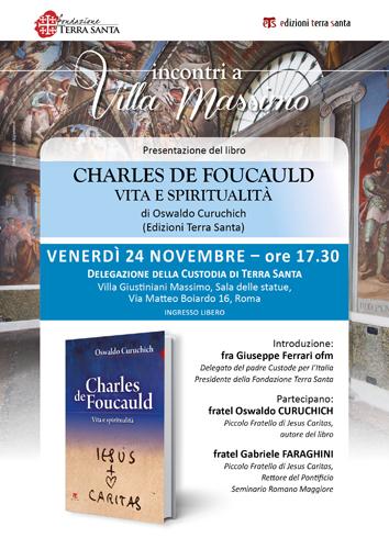 Vita e spiritualità del Beato Charles De Focauld