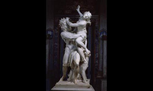 Bernini scultore alla Galleria Borghese di Roma