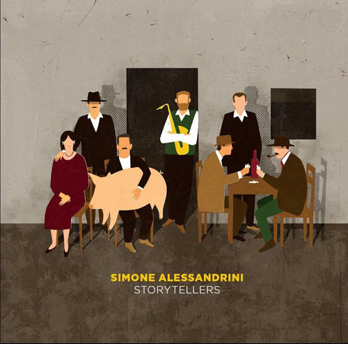 Storytellers esordio discografico di Simone Alessandrini per la Parco della Musica Records