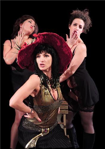 Donne senza censura di Patrizia Schiavo al Teatrocittà di Roma