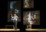 EsotericArte. I misteri dell'arte italiana medievale di Elio Crifò con la partecipazione del Prof. Vittorio Sgarbi al Teatro Vittoria di Roma