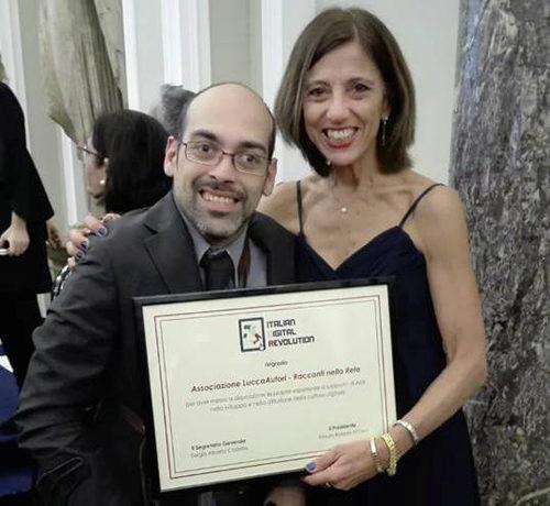 Aidr premia Racconti nella Rete per lo sviluppo e la diffusione della cultura digitale