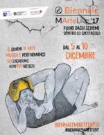 Biennale MArteLive '17. Fuori dagli schermi, dentro lo Spettacolo. Dal 5 al 10 dicembre in 60 location tra Roma e Lazio