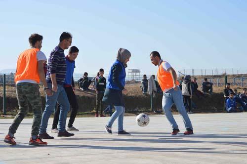 Un calcio per la pace. Football Tournament for social cohesion