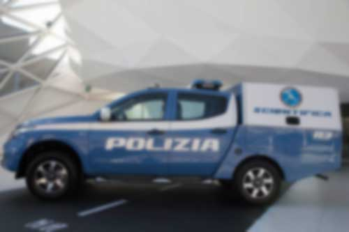 Consegnato a Roma il primo Fullback per la  Polizia Scientifica