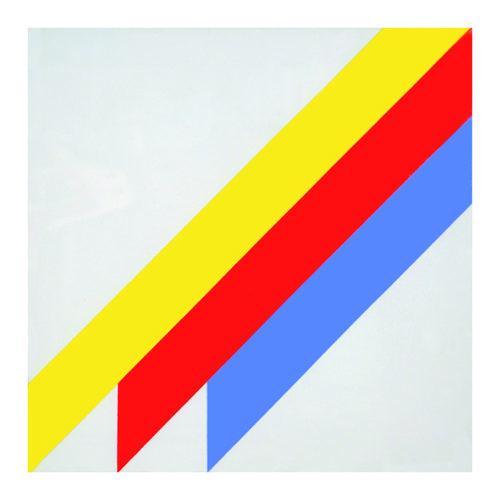 Winfred Gaul: la pittura analitica del dopoguerra in Germania, in mostra a Milano