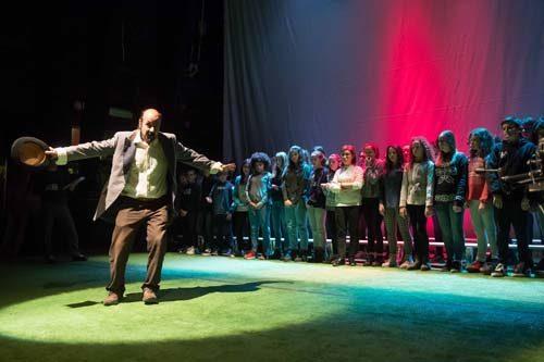 La Stagione d'Opera 2017-18 riparte da La guerra dei topi e delle rane