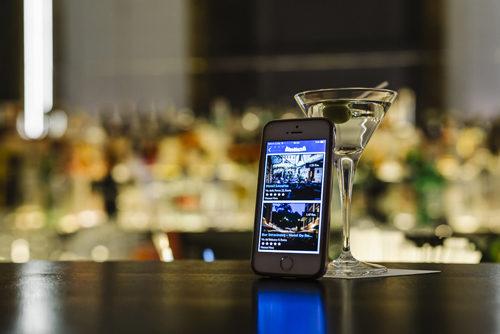 Guida ai migliori cocktail bar d'Italia, l'App gratuita per iOS e Android