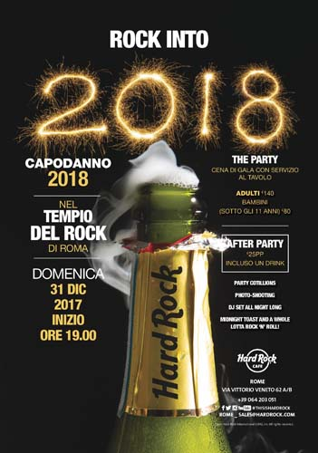 A Capodanno Rock And Roll all Nite