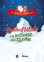 Babbo Natale e la pozione delle 13 erbe al Teatro Sala Umberto di Roma
