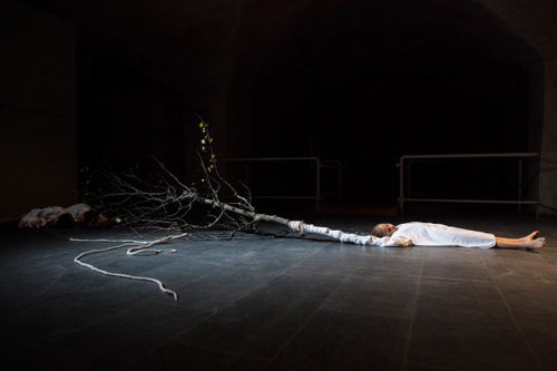 La Nature tessile di Thomas De Falco alla Triennale di Milano