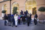 La Polizia di Stato festeggia il Natale con i bambini e i ragazzi del piano Marco Valerio e del Piano Orfani