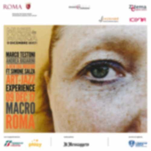 Marco Testoni presenta Art-Jazz Experience al Macro di Roma per Musei in Musica 2017