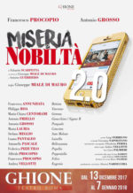 Miseria e nobiltà al Teatro Ghione di Roma
