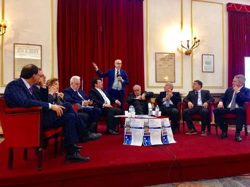 Mobilità & Sviluppo. Il Forum al Teatro 'A Rendano' di Cosenza