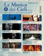 La musica dei cieli 2017 fino al 22 dicembre con Patti Smith, Noa & Band, Vinicio Capossela e molti altri