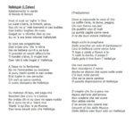 Nicola Di Banari nell''Hallelujah di Leonard Cohen in lingua sarda