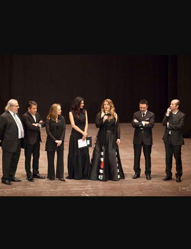 Presentata a Viterbo l'Accademia delle Arti Antonio Savastano Con Placido Domingo Jr