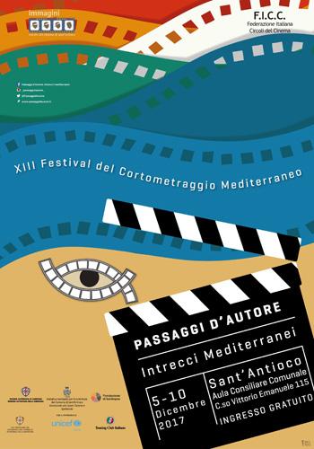 Riparte Passaggi d'Autore, il festival dedicato ai cortometraggi dei paesi del Mediterraneo