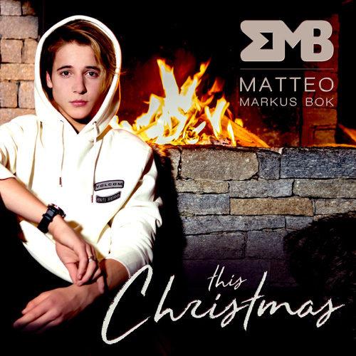 """""""This Christmas"""", primo singolo di Natale di Matteo Markus Bok"""