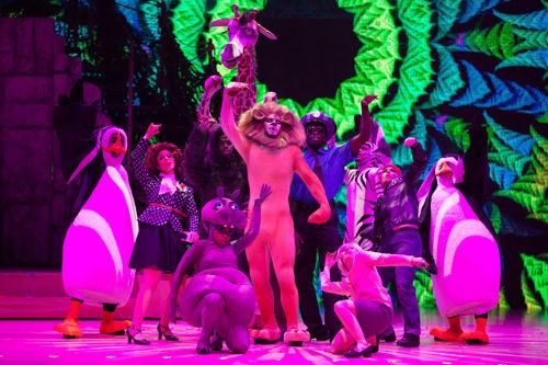 Madagascar, il musical, arriva al Teatro Brancaccio di Roma