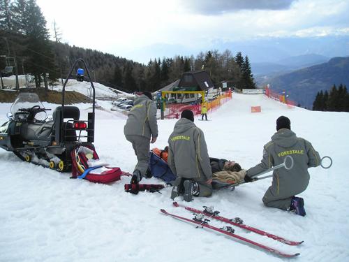 Sicurezza sugli sci e informazione ambientale, a Natale tornano in pista i Forestali.