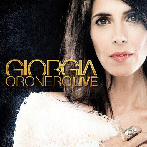 E' uscito Oronero Live. Giorgia incontra il pubblico a Milano e a Roma