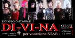 DI-VI-NA, per Vocazione Star, il nuovo spettacolo di Riccardo Castagnari in scena all'OFF/OFF Theatre di Roma