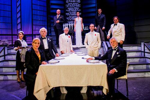 Dieci piccoli indiani…e non rimase nessuno! di Agatha Christie in scena al teatro Quirino di Roma