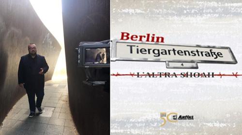 Berlin, Tiergartenstrasse - L'altra Shoah, presentazione e proiezione del film