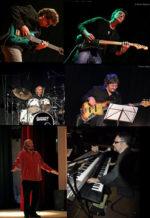 Giosuè Tortorelli, il nuovo cantante e Pierluigi Genduso Arrighi come tastierista degli Struttura & Forma