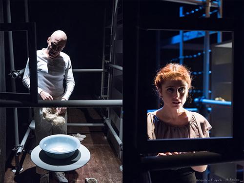 Golden He, Spettacolo Vincitore al Palio Poetico Musicale Ermo Colle 2016 al Teatro Palladium di Roma