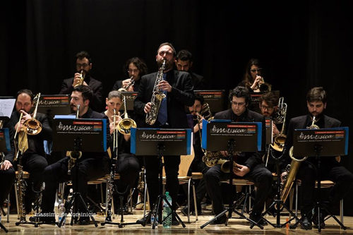 I compositori di Hollywood con la New Talents Jazz Orchestra al Teatro Palladium di Roma