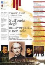 """Il """"Suono"""" di Liszt a Villa d'Este"""