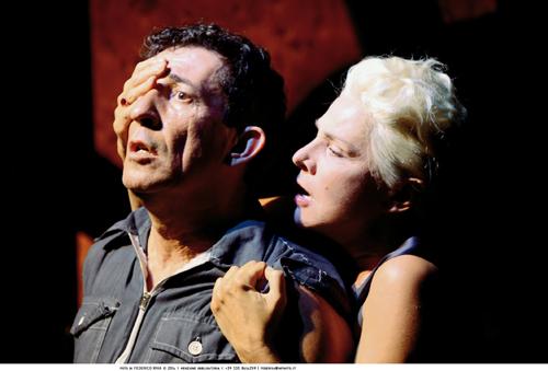 Il mondo non mi deve nulla con Pamela Villoresi e Claudio Casadio al Teatro Golden di Roma