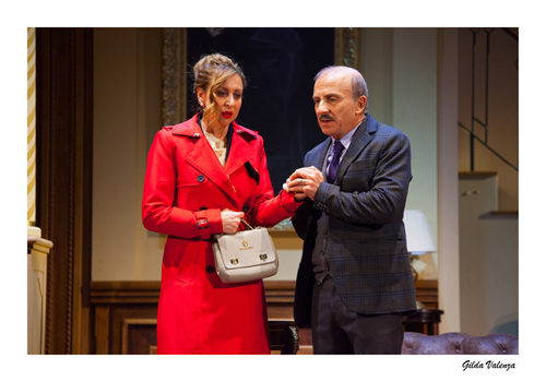 Il pomo della discordia in scena dal 16 gennaio al 4 febbraio 2018 al Sala Umberto di Roma