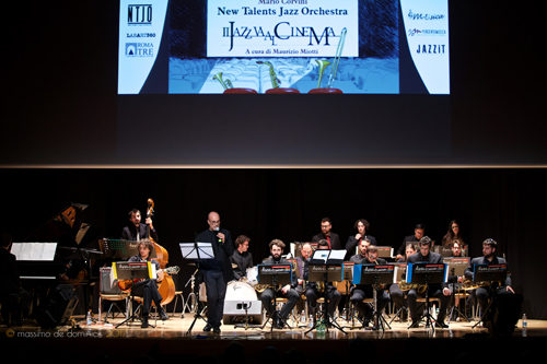 "Jazz da tutto esaurito: la New Talents Jazz Orchestra porta a Roma ""I compositori di Hollywood"""