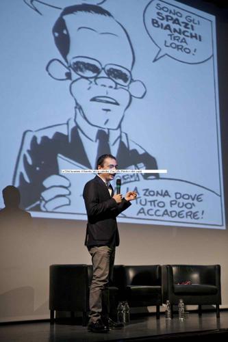 La Città Incantata: il fumetto 'sale in cattedra'. Con Lillo Petrolo e altri ospiti