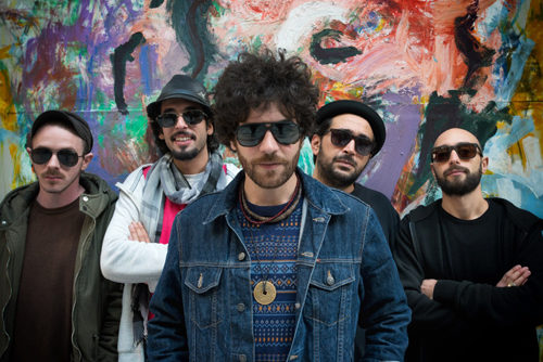 La Maschera in concerto al Wishlist Club di Roma