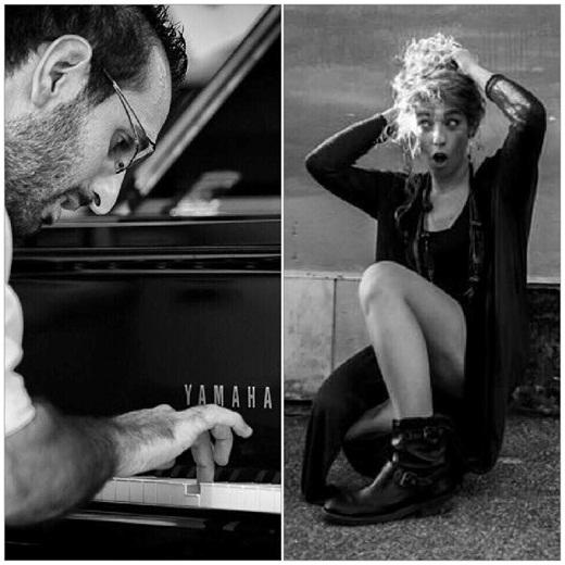 Le Donne di Sanremo, live di Agnese Valle & Fabio Capriotti
