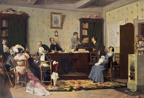 Luigi Busi. L'eleganza del vero 1837-1884 in mostra al Palazzo d'Accursio di Bologna