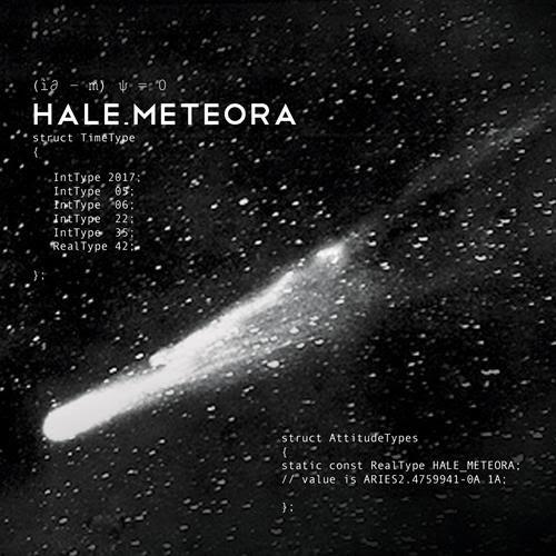 Meteora, il singolo di HALE approda fra le 67 nuove proposte di Sanremo Giovani 2018